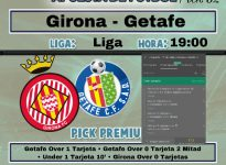 Girona - Getafe