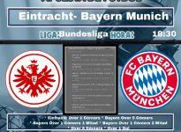 Eintracht- Bayern Munich