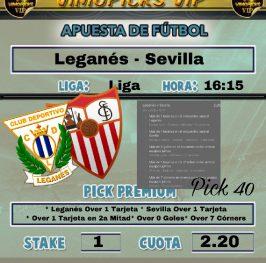 Leganés – Sevilla