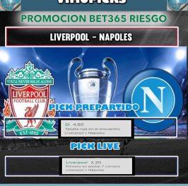 Liverpool- Nápoles