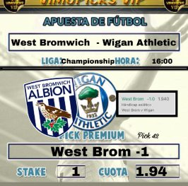 West Brom vs Wigan