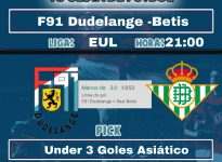 F91 Dudelange - Betis