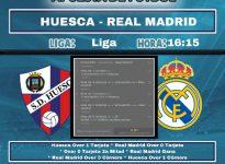 Huesca - Real Madrid