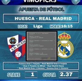 Huesca – Real Madrid