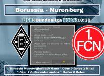 Borussia - Nurenberg