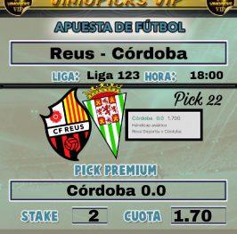 Reus – Córdoba