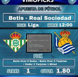 Betis – Real Sociedad