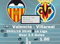 Valencia - Villareal