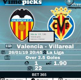 Valencia – Villareal