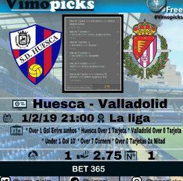Huesca – Valladolid