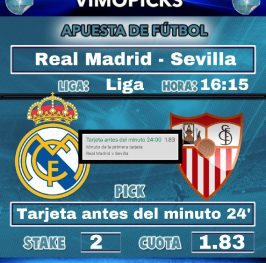 Real Madrid – Sevilla
