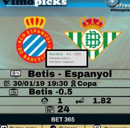 Betis – Espanyol