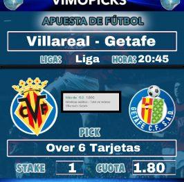 Villareal- Getafe