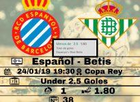Espanyol- Betis