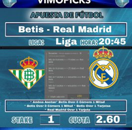 Betis – Real Madrid
