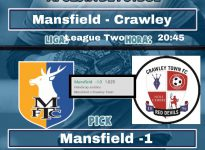 Mansfield - Crawley