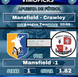 Mansfield – Crawley
