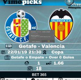 Getafe – Valencia