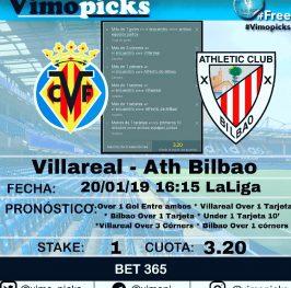Villareal- Bilbao