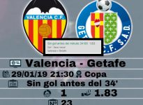 Valencia- Getafe