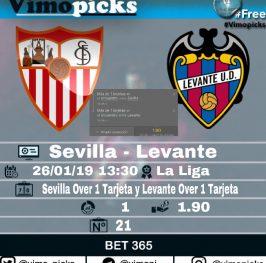 Sevilla – Levante