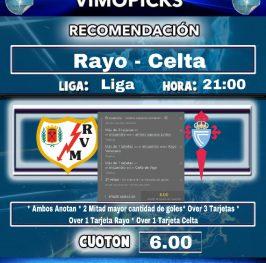 Rayo – Celta