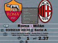 Roma - Milán