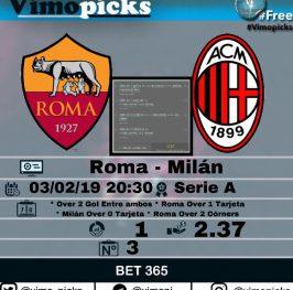 Roma – Milán
