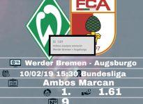Werder- Augsburgo