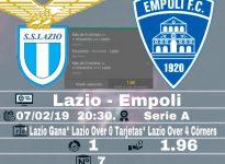 Lazio - Empoli