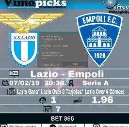 Lazio – Empoli