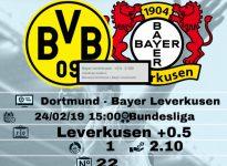Dortmund - Bayern Leverkusen
