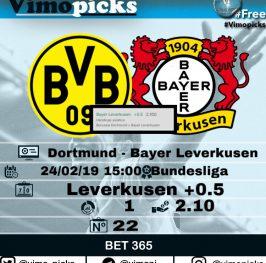 Dortmund – Bayern Leverkusen