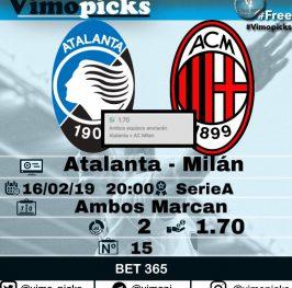 Atalanta-Milán