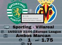 Sporting- Villareal