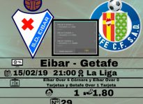 Eibar- Getafe