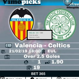 Valencia – Celtic