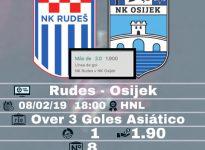 Rudes - Osijek