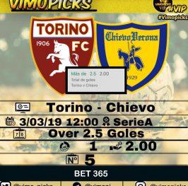 Torino – Chievo