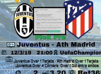 Juventus- Atlético Madrid