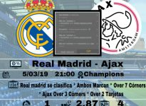 Real Madrid - Ajax