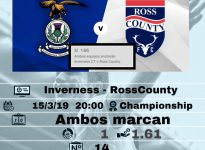 Inverness - Ross County