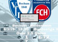 Bochum - Heidenheim