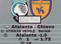 Atalanta- Chievo