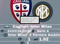Cagliari - Inter de Milán