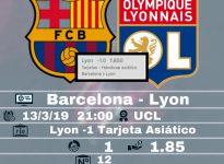 Barcelona - Lyon