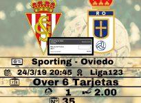 Sporting - Oviedo