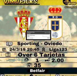 Sporting – Oviedo
