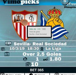 Sevilla – Real Sociedad