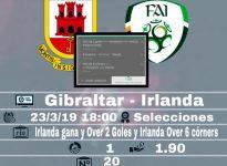 Gibraltar - Irlanda